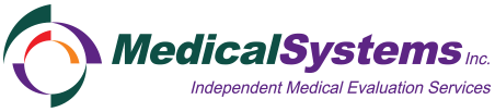 Medical Systems Inc Independent Medical Evaluation Services